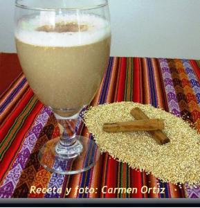 Refresco de Quinua: receta ¡Hoy cocinas tu!
