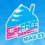 Gratis refresco Slurpee en 7-Eleven, Mayo 23 2012