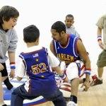 Harlem Globetrotters Summer Skills Clinics