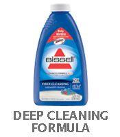 Gratis muestra de Bissell Deep Cleaning Formula y cupón de $3 off