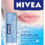 Gratis lapiz de labios de NIVEA para las primeras 150.000 personas