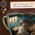 Gratis café Tully's para cafeteras Keurig