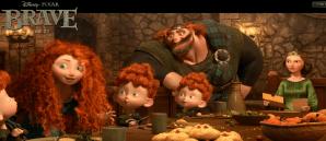 Brave 3D: Sorteo ¡18 pases familiares para el cine!