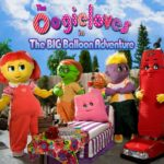 The Oogieloves in the big baloon adventures, destellos del evento del pre-estreno