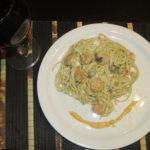 Spaghetti con crema de Aguacate #AmoLosAguacates
