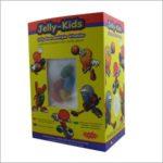 Muestra gratis de vitaminas para niños Jelly Bean Multiple Vitamins