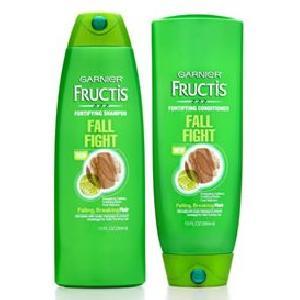 Muestra Gratis de Shampoo y Acondicionador Fructis cortesía de Target