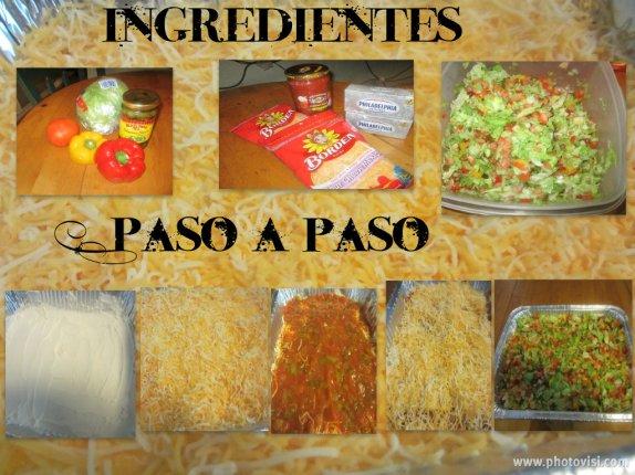 receta, philadelphia, crema, salsa, kraft, ensalada