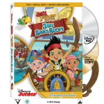 Jake and the Neverland Pirates: Jake Saves Bucky {DVD/Blu-Ray combo pack SORTEO}
