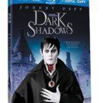 Sorteo: Blu-Ray/DVD combo pack de Dark Shadows con Johnny Depp