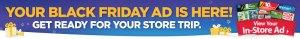 Viernes Negro 2012: ofertas en Walmart
