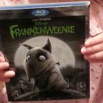 Frankenweenie llega en DVD, Blu-Ray y Blu-Ray 3D: Pack de actividades GRATIS