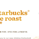 Café Starbucks GRATIS