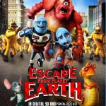 Escape from Planet Earth llega al cine en 3D ¡Sorteo: 3 ganadores!