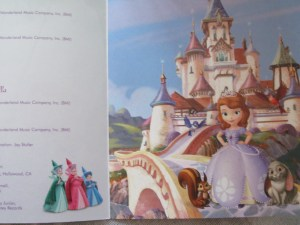 cd sofia the first