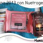 Neutrogena y tu rutina de cuidado de la piel 2013 {Sorteo}