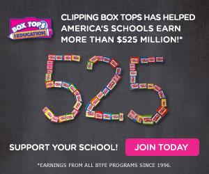 Haz la diferencia en tu escuela con Box Tops