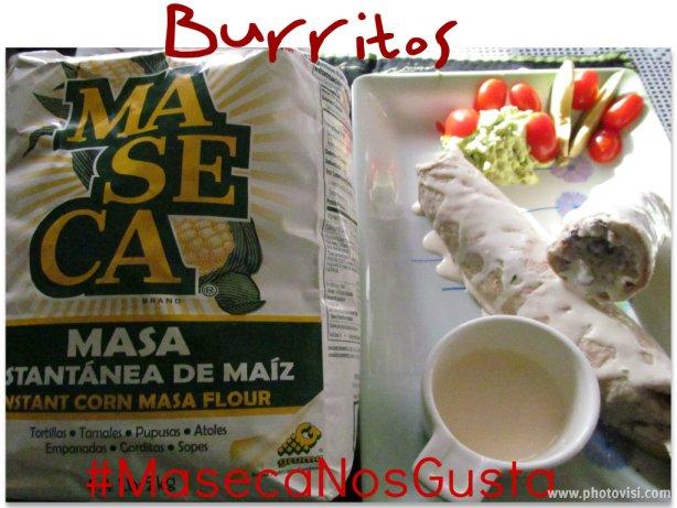 maseca, receta