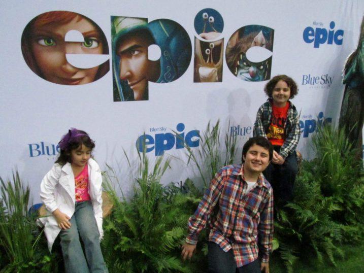 epic green carpet