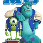 Monsters University {reseña} + The Blue Umbrella #MonstersU