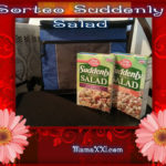Ensaladas divertidas para el verano Suddenly Salad de Betty Croker {Sorteo}