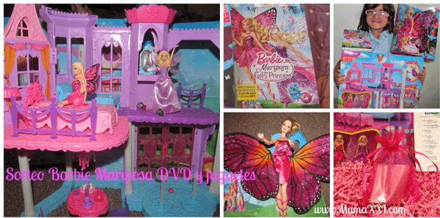 Barbie Mariposa Giveaway (1)