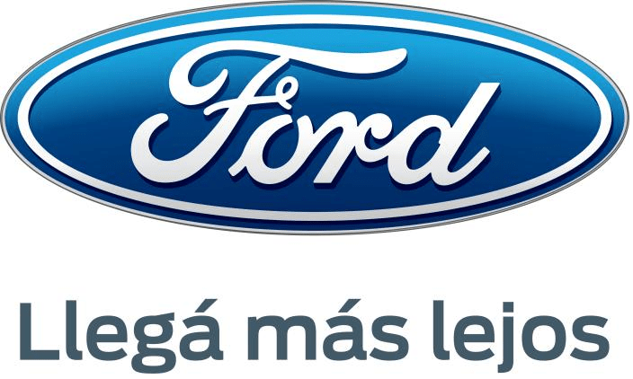 Ford Spanish Tag Logo