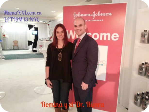 Romna Tibytt y el dr rivera. LAtism'13