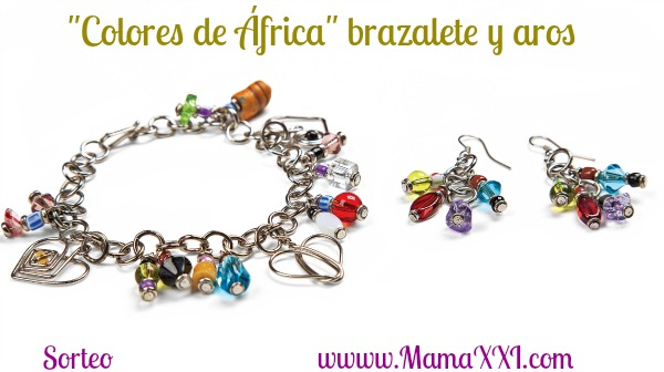 Bracelet and Earings Set