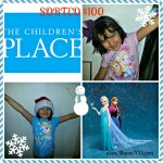 Línea de Frozen en The Children's Place {Sorteo $100}