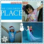 Línea de Frozen en The Children's Place {Sorteo $100}