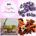 Como hacer saquitos aromáticos #DIY