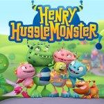 Henry Hugglemonster: Meet The HUGGLEMONSTERS Disney Jr. {Sorteo}