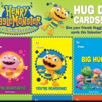 Henry Hugglemonster de Disney Jr: hojas de actividades gratis y video