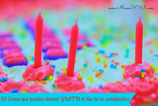 gratis cumpleaños