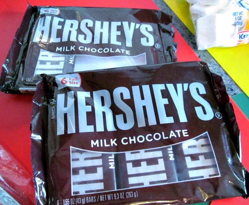 chcolate hershey