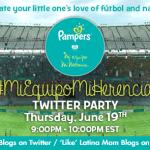 Mi Equipo, Mi Herencia: Fiesta en Twitter con Pampers Latino