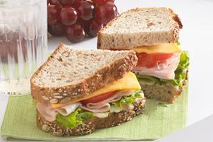 club sandwich delicioso