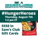 Fiesta en Twitter #HungerHeroes ¡bilingue y con premios fabulosos!
