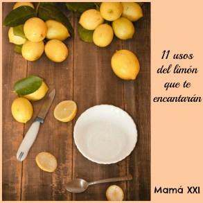 usos del limon