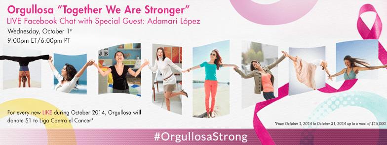 #OrgullosaStrong_Invite