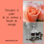 Descubre el poder de los aromas y llénate de energía