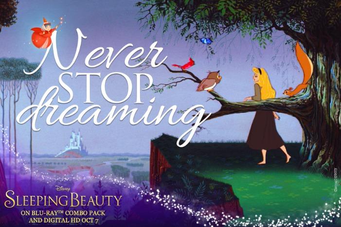 SleepingBeauty_Dream never stop dremaing