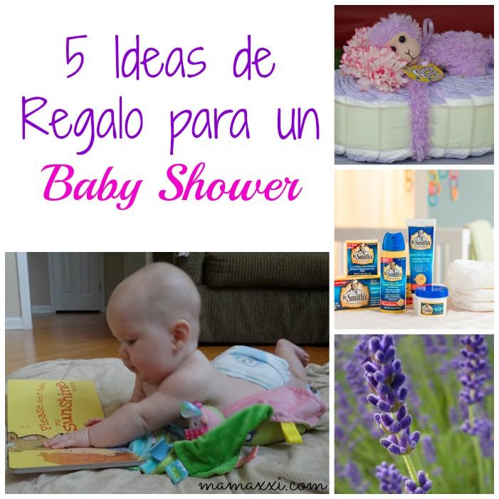 a8428c11e 5 ideas top de regalos para un Baby Shower - Mama XXI
