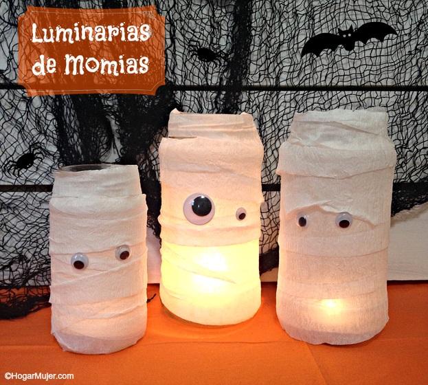 luminarias halloween