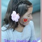 Trenza Holandesa estilo Cascada: Peinado para Halloween #NoMoreTangles