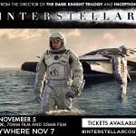 Película Interstellar llega al cine en Noviembre #InterstellarCountdown