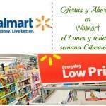 Ofertas y ahorros en Walmart el Lunes Cibernético