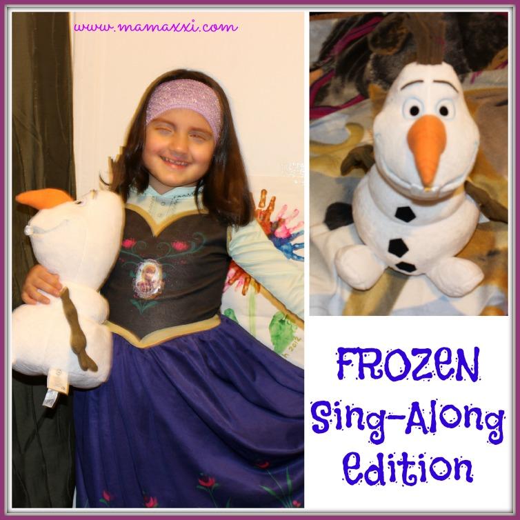 sarah frozen