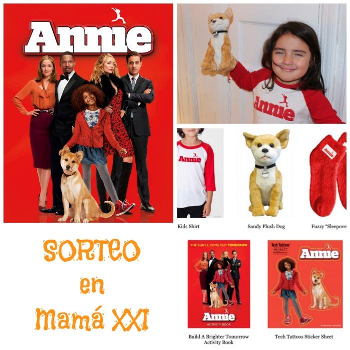 ANNIE SORTEO